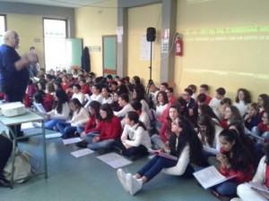 Coro di Natale Scuola Secondaria